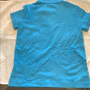 Lilly Pulitzer Shirts & Tops - Lilly Pulitzer polo. NWT size 8. Blue. Gorgeous